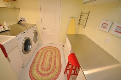 Toile Laundry Room Ideas: 184 Best Images About Laundry Room On Pinterest