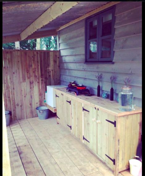 Double Beds, Outdoor Kitchens, Denver, Happy Valley, Norfolk, Glamping,  Woodland, Rest, Full Size Beds