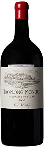 2008 Troplong Mondot Bordeaux 3 L >>> More info could be found at the image url.