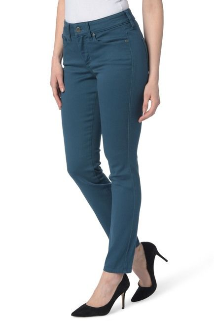 Nydj Ami High Waist Colored Stretch Skinny Jeans Regular Petite Nordstrom Rack
