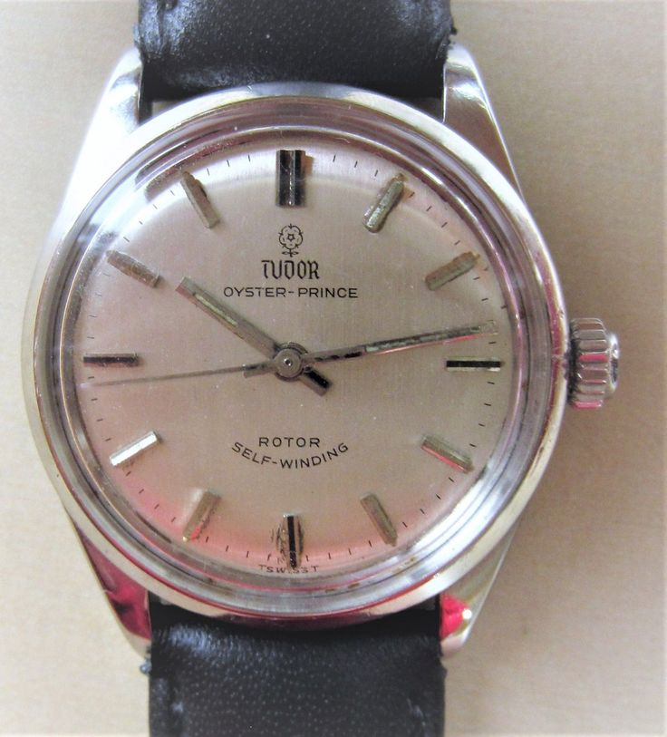 Rolex Tudor Oyster Prince Rotor Self Winding Watch cal 2483 Superb Gents 1960s Stainless Steel Professionally Serviced 6 Months Warranty by Sparkleonyourfingers on Etsy