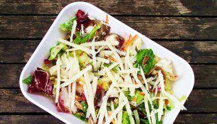Retete de salate : Recomandari de retete de salate sanatoase si gustoase