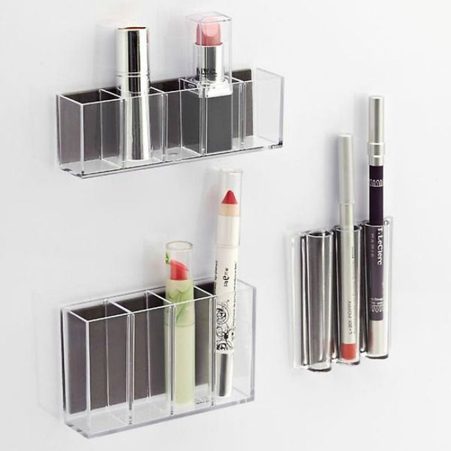 Organize your makeup and make the perfect display for your space with these 11 Best Makeup Storage Ideas that we are crushing on.