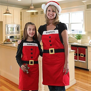 I would actually wear this apron :P