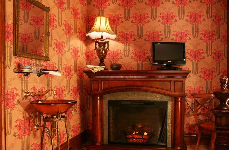 Historic Webster House in Bay City, Michigan | B&B Rental