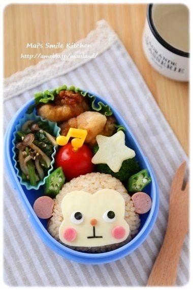 連載【海賊ニャンコのお弁当】 の画像|Mai's スマイル キッチン