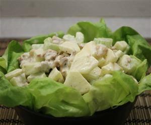 Az eredeti Waldorf saláta recept