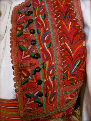 martha's vienna: Beautiful Romanian Embroidery