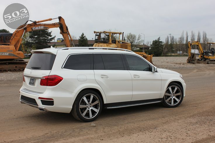 1000 images about 2013 mercedes benz gl550 with hre for Mercedes benz gl450 tires