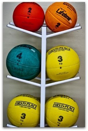 8 Awesome Workouts With Just One Medicine Ball