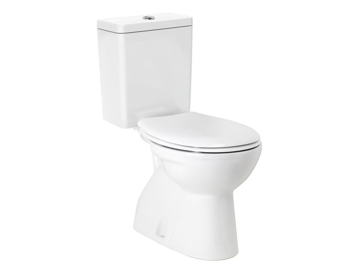 Porcher | Quatre | Close Coupled Toilet Suite