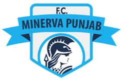 2005, Minerva Punjab FC (Chandigarh, India) #MinervaPunjabFC #Chandigarh #India (L14065)