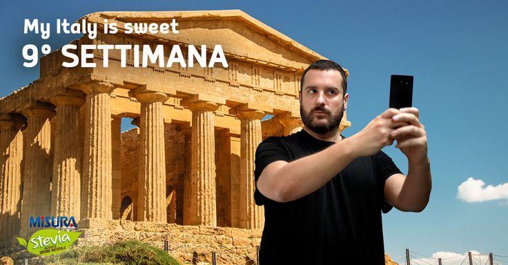 Dove è stata scattata questa sweet cartolina? Iscrivetevi al concorso e rispondete alla domanda per avere 1 possibilità in più di vincere i premi di My Italy is sweet! http://www.misurastevia.it/page/my-italy-is-sweet