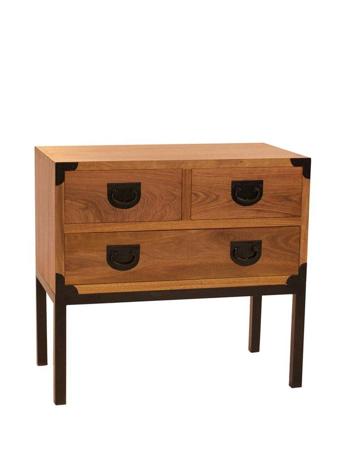 Small Kobe Side Table/Cabinet