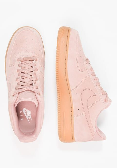 new arrival 4344c b08f4 Sneakers laag Nike Sportswear AIR FORCE 1 07 LV8 SUEDE - Sneakers laag -  particle pink