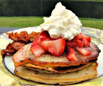 Make and share this Recipe: Homemade Buttermilk Pancakes recipe from Food.com.