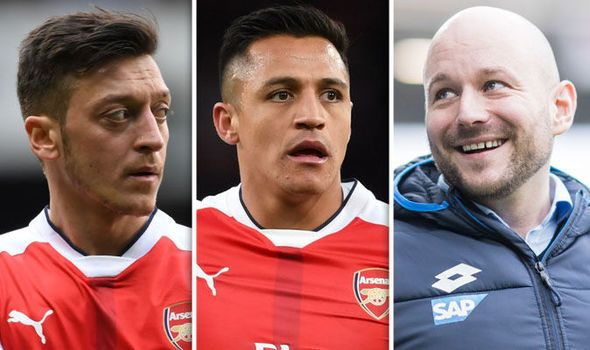 Arsenal News: Bundesliga ace approach Chelsea transfer revelation Ozil drugs test shock   via Arsenal FC - Latest news gossip and videos http://ift.tt/2qz3hrE  Arsenal FC - Latest news gossip and videos IFTTT