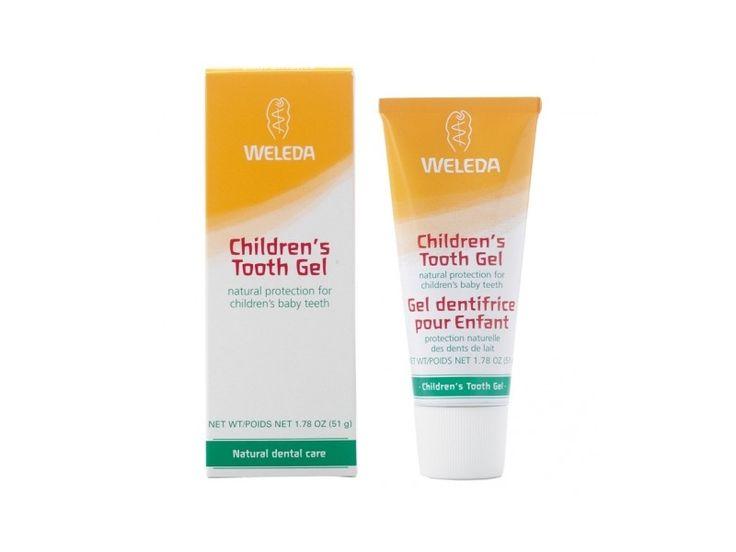 Gel de dinți pentru copii