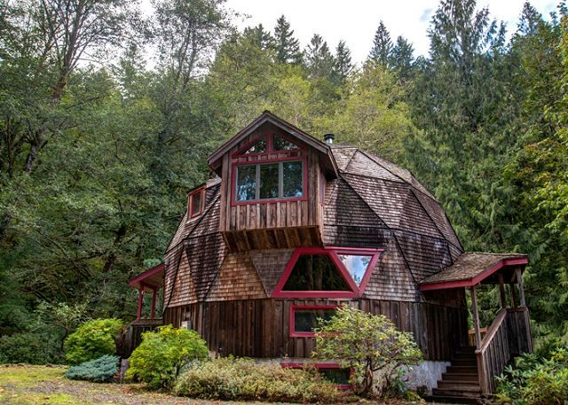 Incroyable Cedar Creek Hideaway Is A Mt Hood Cabin Rental Located In Welches. Book It  Through Mt Hood Vacation Rentals Today!