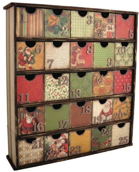 Thinking of doing something similiar for an Advent Calander; I'm thinking of using pictures of Christ on the drawers and a scripture with activity to modify Christ.