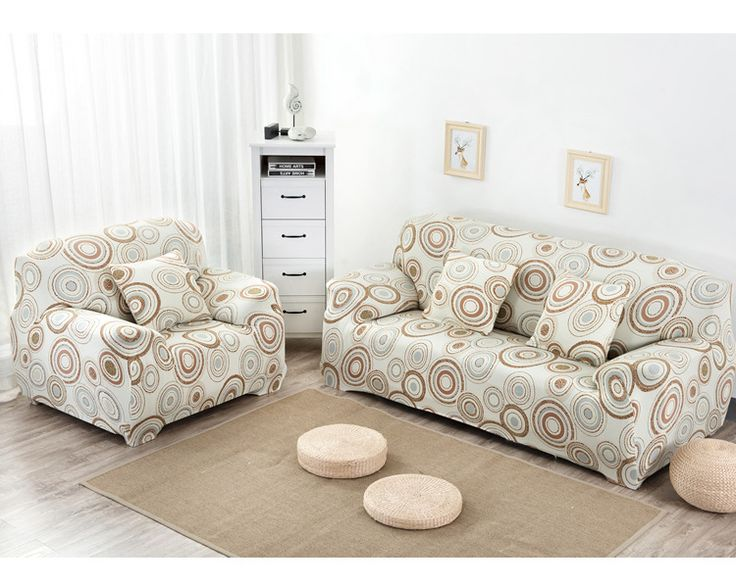 Sofa BedSleeper Sofa Printing and solid sectional couch covers L shaped sofa cover elastic universal Wrap the entire