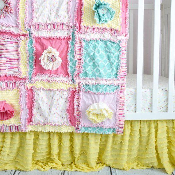 Boho Crib Skirt