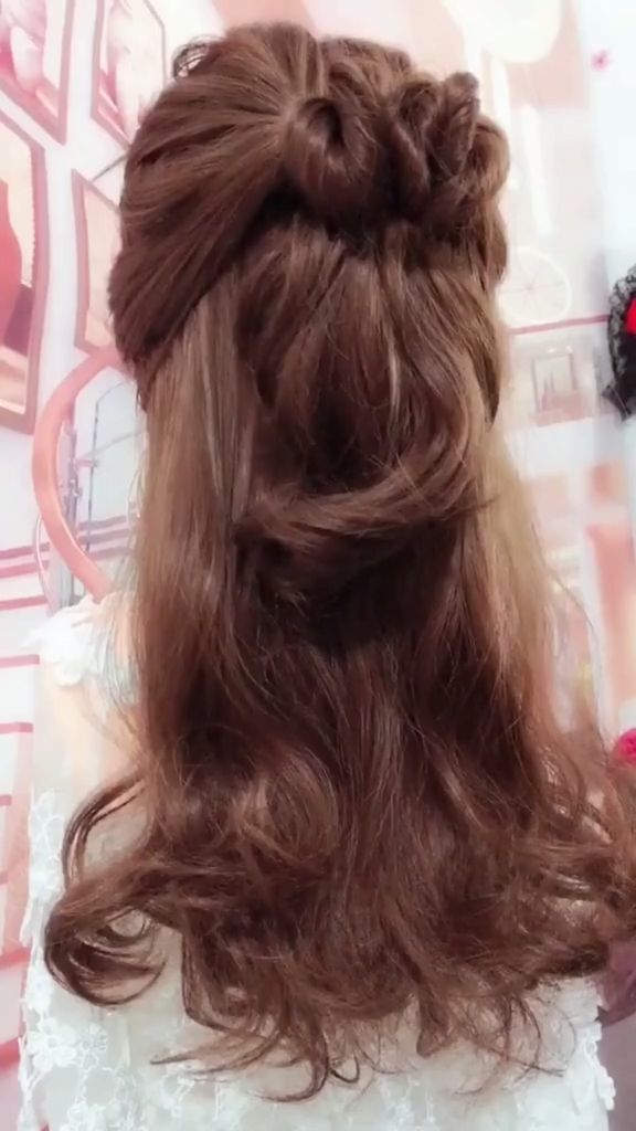 10 Easy and Cute  braided hairstyles for long hair videos tutorial#braided #cute #easy #hair #hairstyles #long #tutorial #videos