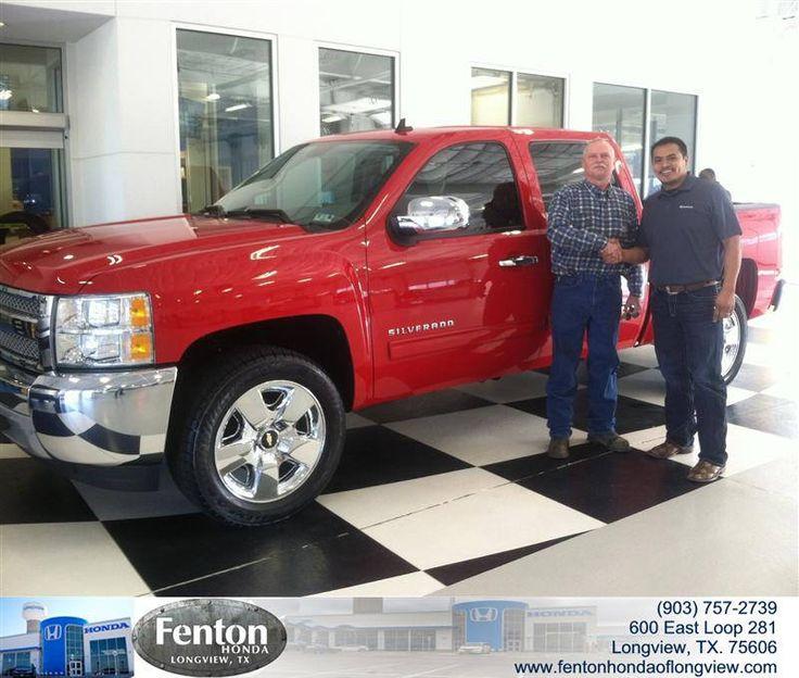 #HappyBirthday to Kidron Cummings from Raul Hernandez at Fenton Honda of Longview!
