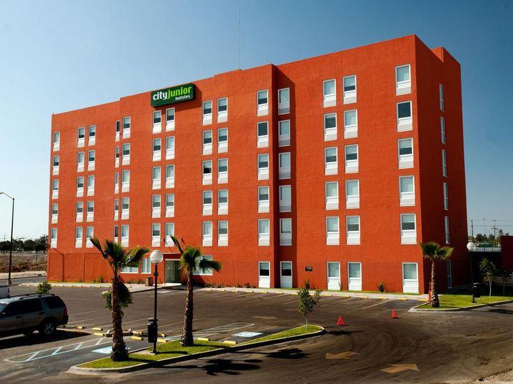 City Express Junior Tijuana Otay - Hotel 3 estrellas Tijuana Baja California