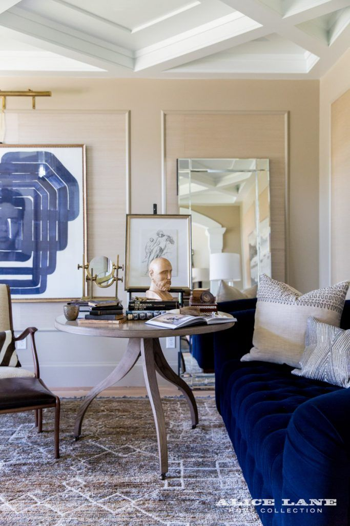 Eclectic living space with layers that all feel right design by alice lane interior design