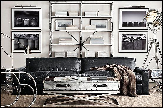 industrial+chic+bedroom+decorating+ideas-industrial+chic+bedroom+decorating+ideas-3.jpg (554×366)