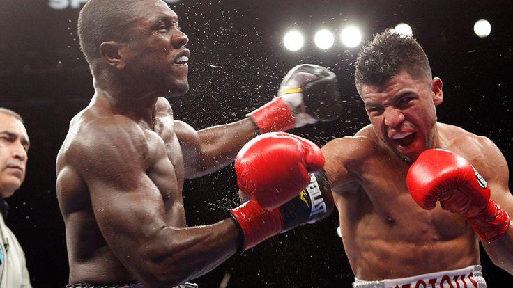 Race to the Bottom - Victor Ortiz v Andre Berto II