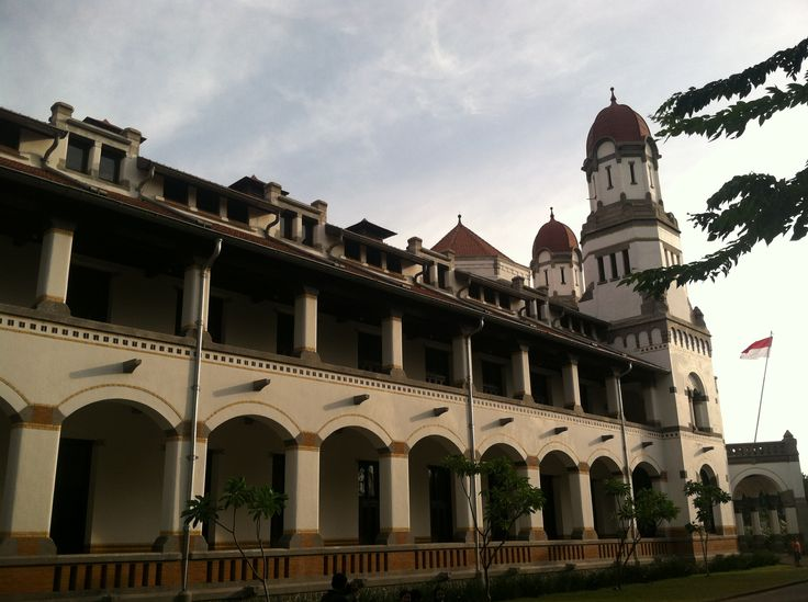 Lawang Sewu, Central Java