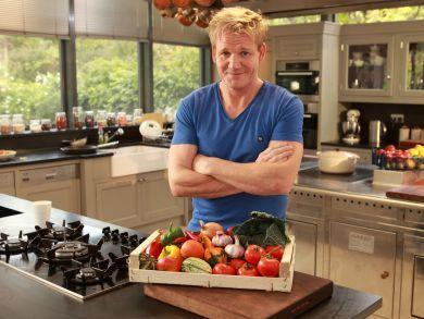 Gordon Ramsay | Cocineros- canalcocina.es