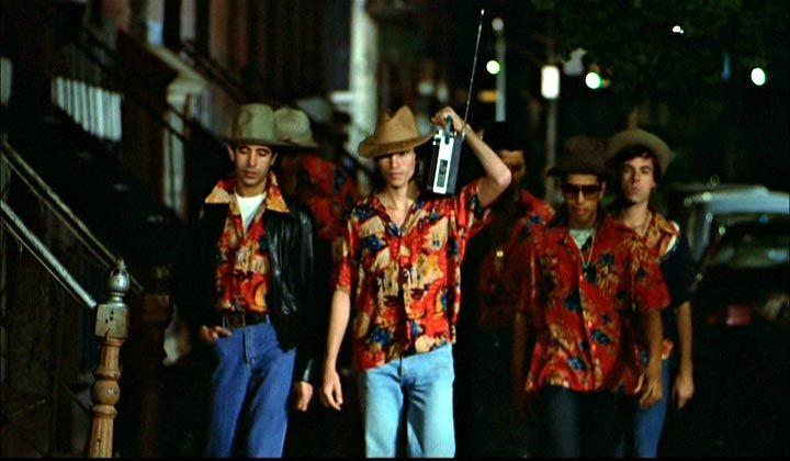 The Warriors Gangs