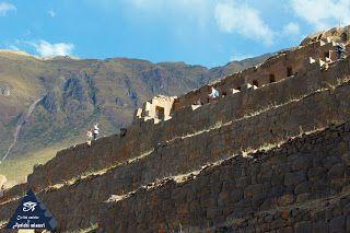 Civiltà antiche e antichi misteri: OLLANTAYTAMBO