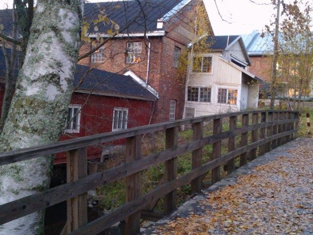 Mariefors bruk, Kellokoski, Finland