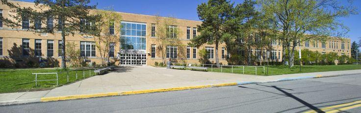 Jefferson Middle School, Mt. Lebanon, Pa.