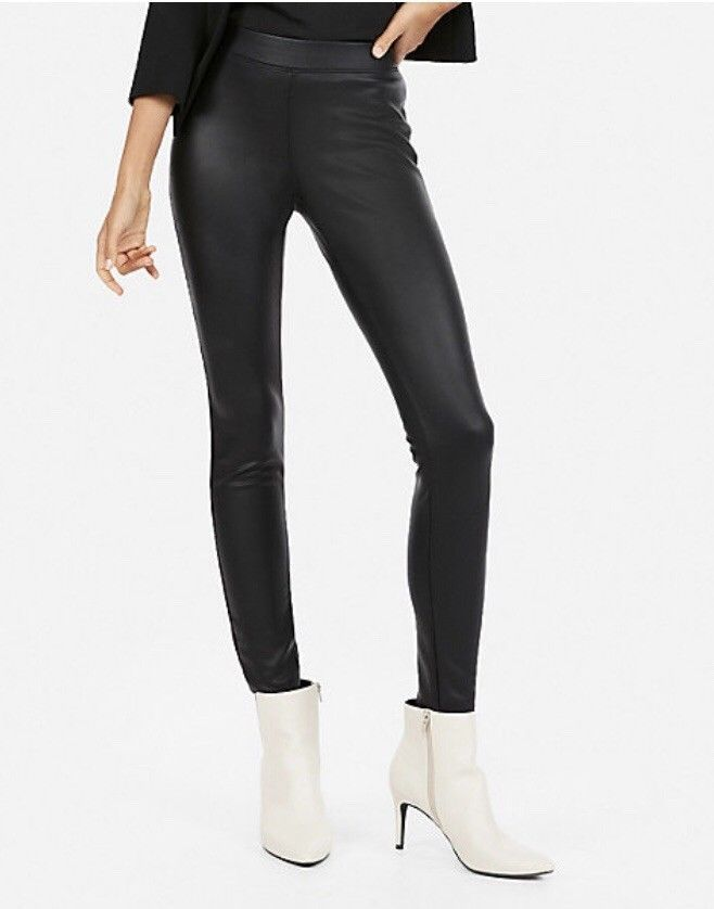b27948427c702e Express Faux Leather Leggings. Size XS. Excellent Condition. #fashion  #clothing #shoes #accessories #womensclothing #leggings (ebay link)