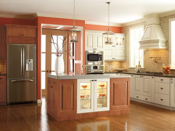Thomasville kitchen cabinet