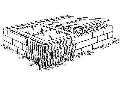 35 best images about cinder block garden ideas on