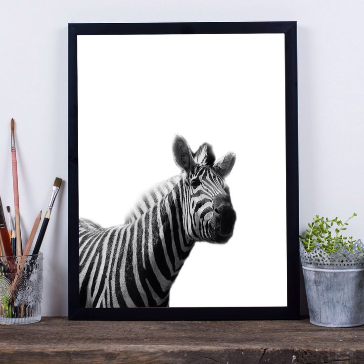 Zebra Print, Safari Nursery Wall Art, African Animal, Black and White Decor, Printable Poster, Modern Minimalist Digital Download, Kids Room by S4StarSbySiSSy on Etsy https://www.etsy.com/ca/listing/473202784/zebra-print-safari-nursery-wall-art