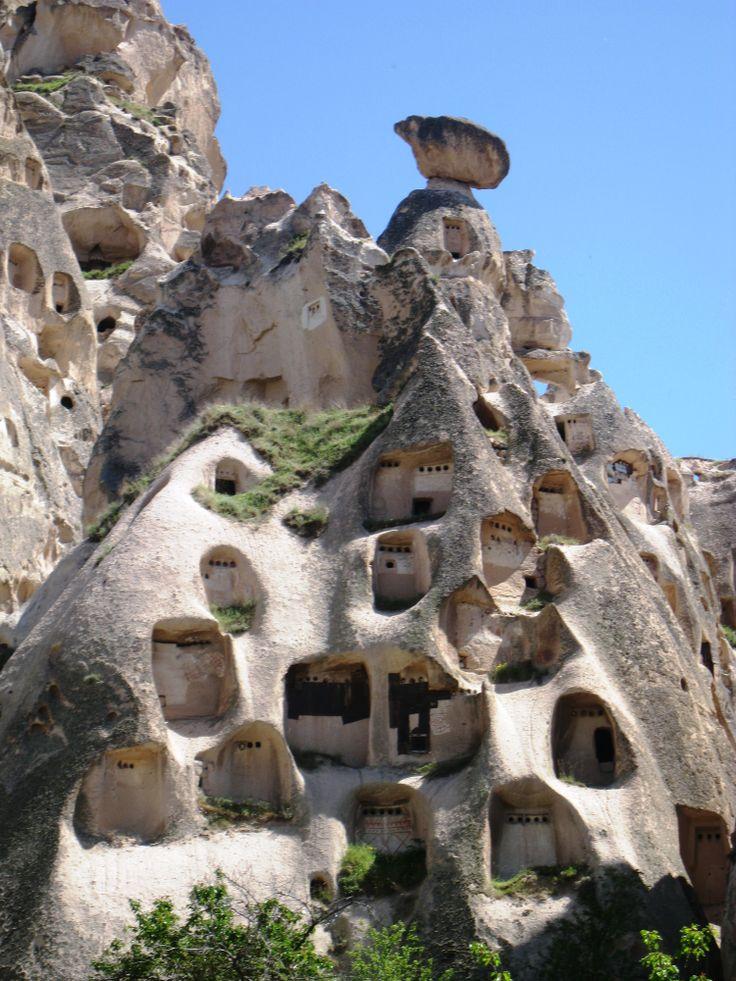 #Kapadokia #Turkey