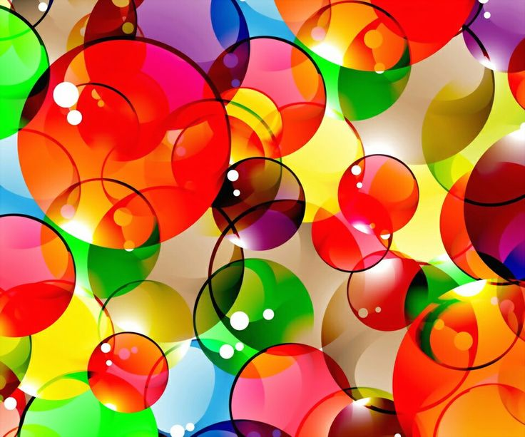 Globos wallpaper wallpapers pinterest for Bright pretty colors