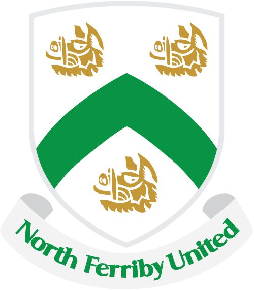 1934, North Ferriby United A.F.C. (North Ferriby, East Riding of Yorkshire, England) #NorthFerribyUnitedAFC #England (L13416)