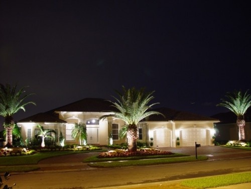 15 best florida curb appeal images on pinterest backyard ideas lighting up your florida yard at night adds beautiful curb appeal aloadofball Gallery