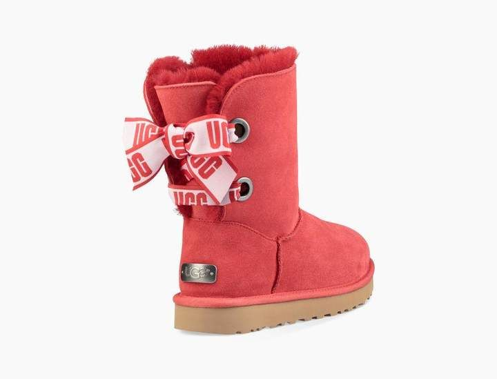 UGG Customizable Bailey Bow Short Boot