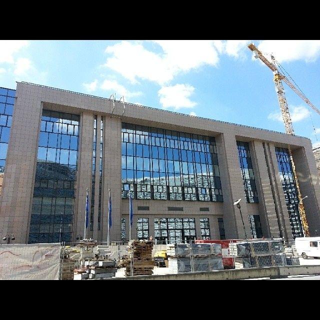 European Council - Council of the European Union in Etterbeek, Bruxelles-Capitale