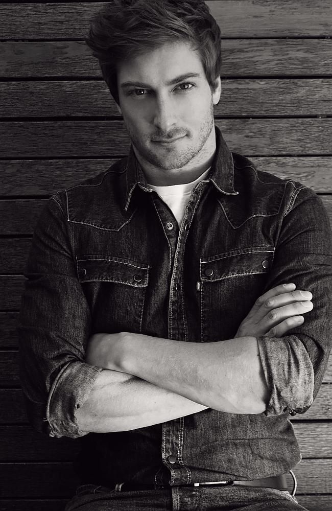 daniel lissing | ... US MTV, hunky Daniel Lissing will start shooting Eye Candy in New York