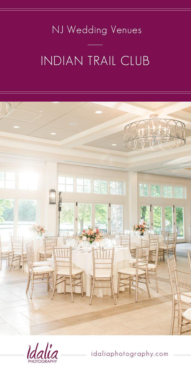 Indian Trail Club | NJ Wedding Venue located in Franklin Lakes, NJ | Northern NJ Wedding Venue